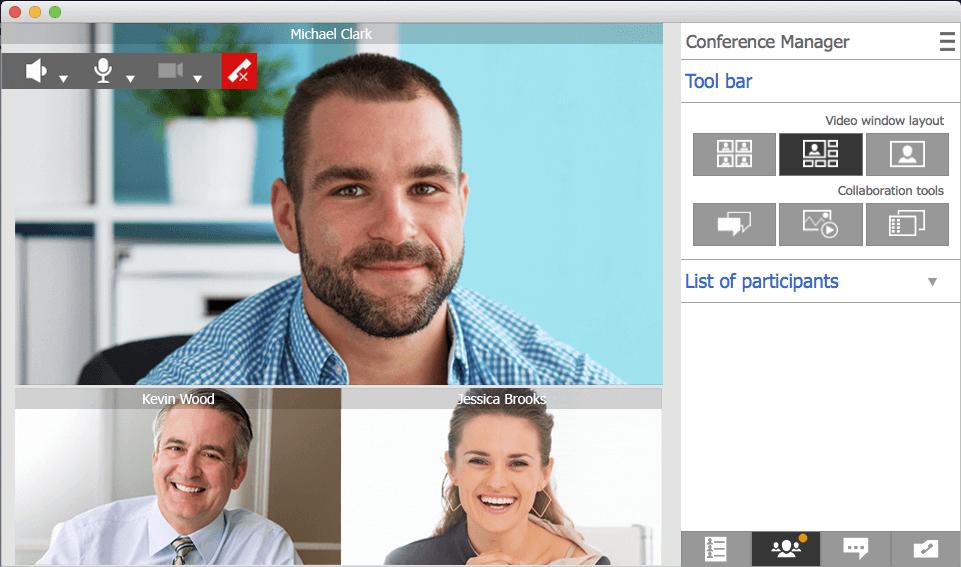 Videoconferenze di alta qualità