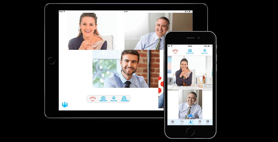 TrueConf Software di Video Conferenza per iPhone/iPad